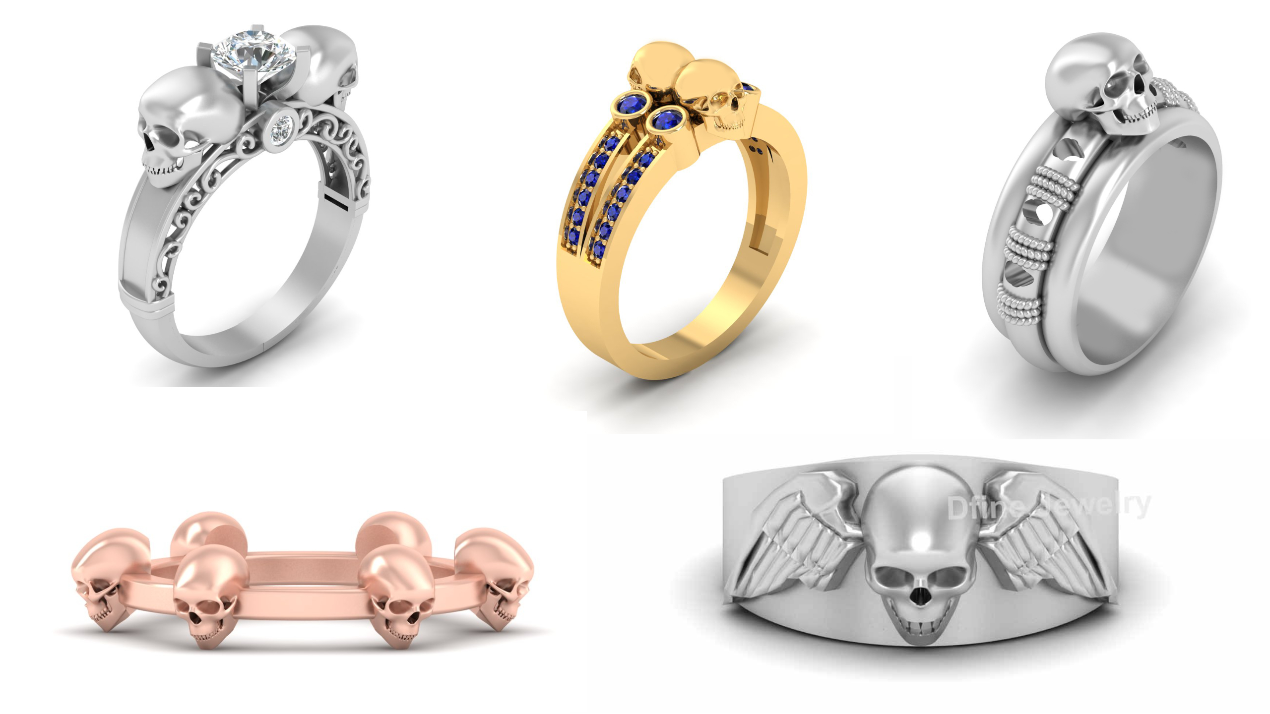 Why We Wear Skull Rings Checkout In Details