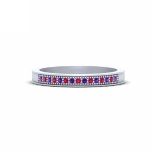 Harley Quinn Inspired Engagement Band Cosplay