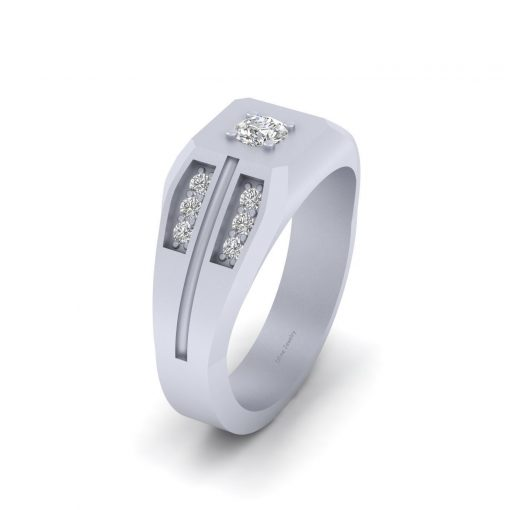 DIAMOND WEDDING RING FOR MEN