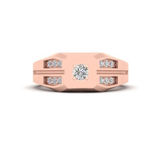 DIAMOND ENGAGEMENT RING FOR MEN