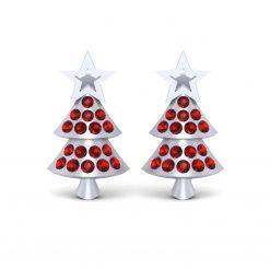 STAR OF BETHLEHEM CHRISTMAS EARRINGS