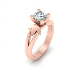 1.20CT MOISSANITE SOLITAIRE RING