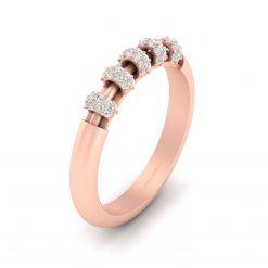 0.20CTTW DIAMOND ENGAGEMENT RING
