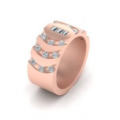 ENGAGEMENT BAND FOR WOMEN