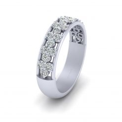 DIAMOND ETERNITY BAND FOR HER