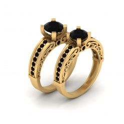 LESBIAN COUPLE WEDDING RINGS