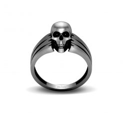 PIRATES WEDDING RING SILVER